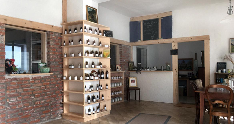 Die Kühle Mühle: Unser Verkaufsraum