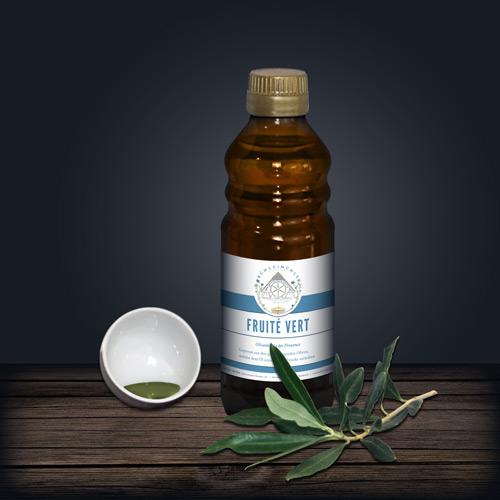 Olivenöl: Fruité Vert